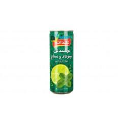 آبمیوه لیموناد یک لیتری تکدانه