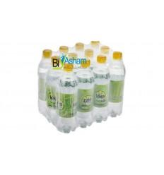 باکس 12 عددی آب گاز دار طعم لیمو بدون قند واتا