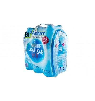 آب نستله   1.5 لیتری نستله