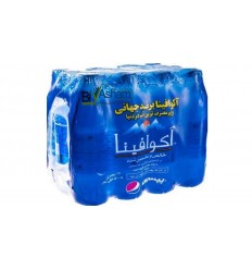 آب آشامیدنی آکوافینا 500 میلی لیتر Aquafina drinking water 500 ml