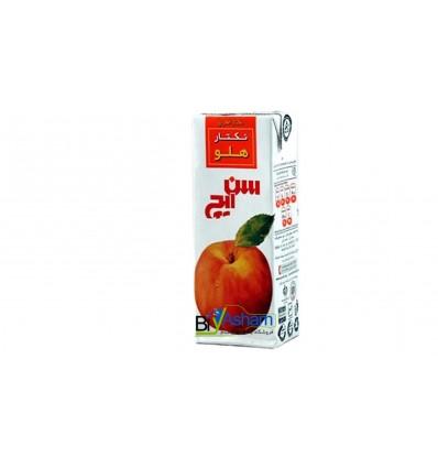 آبمیوه پاکتی نکتار پرتقال 200 میلی لیتر سن ایچ