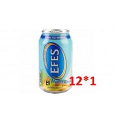 ماءالشعیر 330 میلی لیتر طعم لیمویی قوطی فلزی EFES