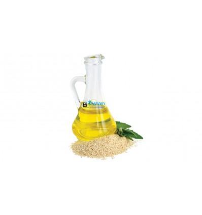 روغن کنجد صاف شده ارگانیک یک لیتری