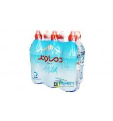 باکس 12 عددی آب معدنی 0.5 لیتر دماوند