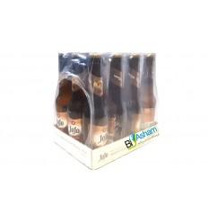 باکس 12 عددی ماءالشعیر استوایی 330 میلی لیتر بطری پلاستیکی جوجو