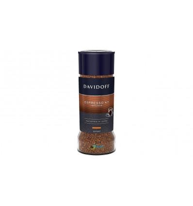 قهوه فوری 100 گرمی دیویدوف مدل اسپرسو 57