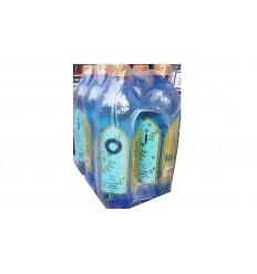 آب گازدار سودا بدون طعم  یک لیتری او (O) بسته 6 عددی