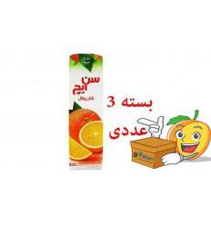 آبمیوه یک لیتری میوه های قرمز سن ایچ
