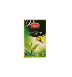 چای سبز کیسه ای 25 عددی گلستان