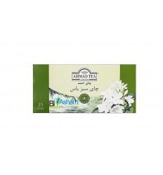 چای کیسه ای معطر مخصوص 25 عددی احمد